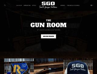 sgogunsandammo.com screenshot