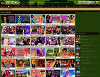 shabiller.jeuxdelajungle.fr screenshot