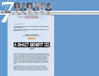 shac7.com screenshot