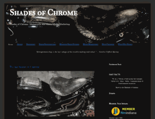shadesofchrome.com screenshot