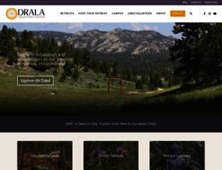 shambhalamountain.org screenshot
