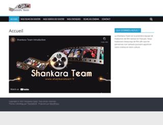 shankarateam.com screenshot