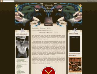 shaoranlds.blogspot.com.es screenshot