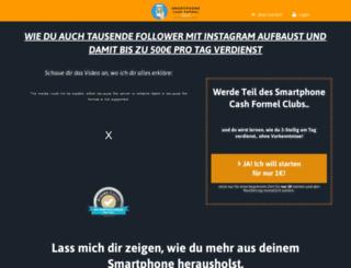 share-online.de screenshot