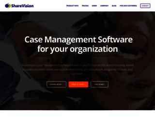 sharevision.ca screenshot