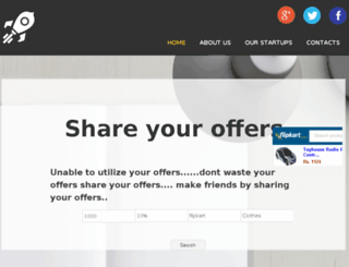 shareyouroffer.com screenshot