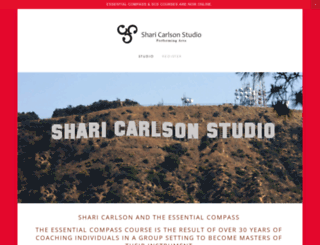shari-carlson-kckw.squarespace.com screenshot