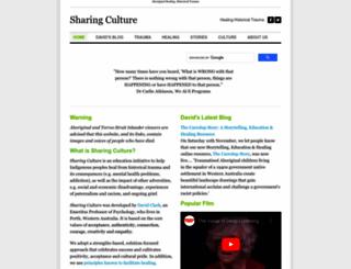 sharingculture.info screenshot