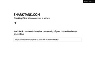 shark-tank.com screenshot