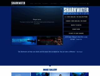 sharkwater.com screenshot