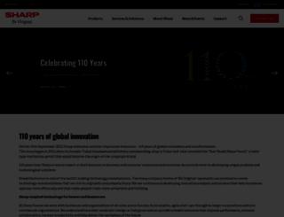 sharp-cee.com screenshot