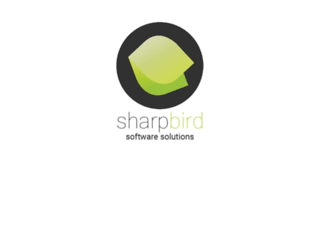 sharpbird.com screenshot