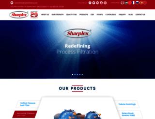 sharplex.com screenshot