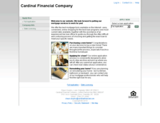 shaundunphy.mortgage-application.net screenshot