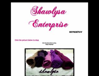 shawlysaenterprise.blogspot.com screenshot
