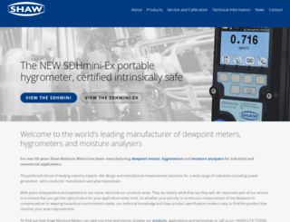 shawmeters.com screenshot