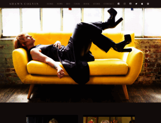 shawncolvin.com screenshot