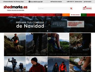 shedmarks.es screenshot
