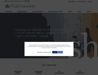 sheffieldhaworth.com screenshot