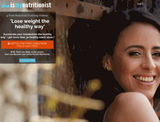 sheismynutritionist.com screenshot