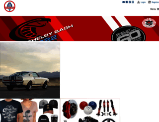 shelbyamerican.com screenshot