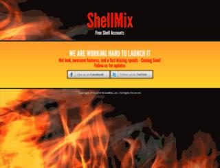 shellmix.com screenshot