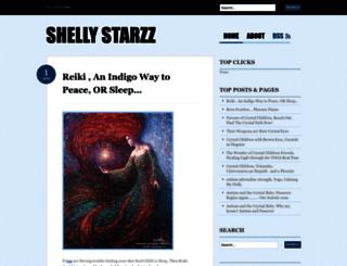shellystarzz.wordpress.com screenshot