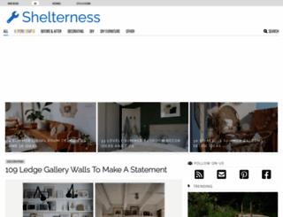 shelterness.com screenshot