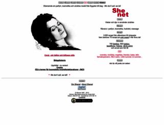 shenet.se screenshot