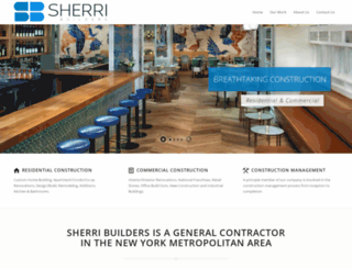 sherribuilders.com screenshot