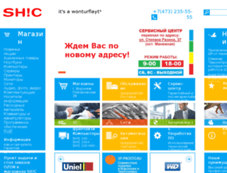 shic.ru screenshot