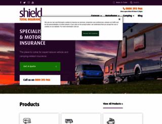 shieldtotalinsurance.co.uk screenshot