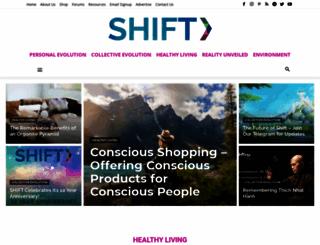 shift.is screenshot