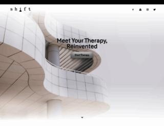 shiftpsych.com screenshot