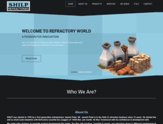 shilpceramics.com screenshot