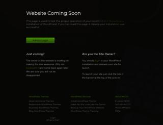 shineadvertising.in screenshot