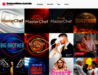 shineaustralia.com.au screenshot