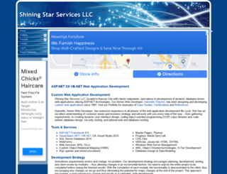 shiningstar.net screenshot