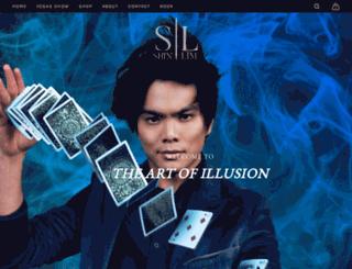 shinlimmagic.com screenshot