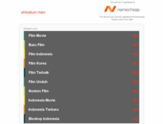 shinokun.men screenshot