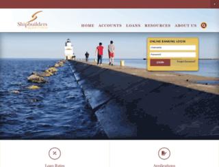 shipbuilderscu.com screenshot
