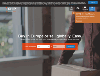 shiplowcost.com screenshot