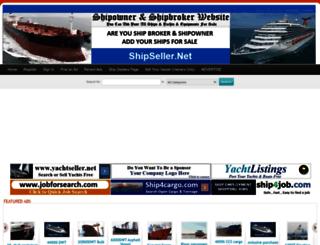 shipseller.net screenshot