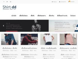 shirt-dd.com screenshot