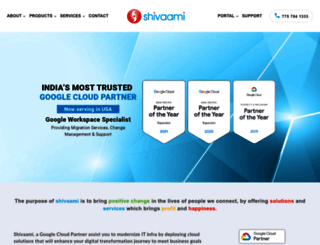 shivaami.com screenshot