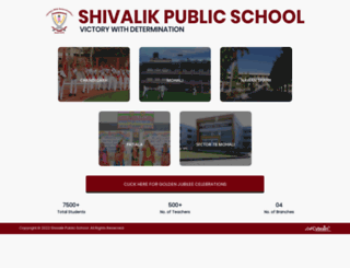 shivalik.org screenshot