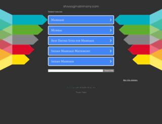 shivyogmatrimony.com screenshot