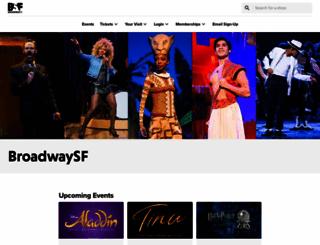 shnsf.com screenshot