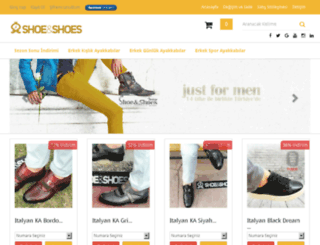 shoeandshoes.net screenshot