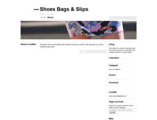 shoesbagsslips.wordpress.com screenshot